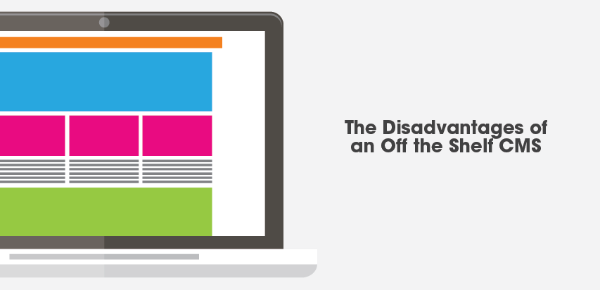 The Disadvantages of an Off the Shelf CMS