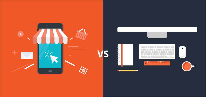 Mobile vs Desktop: Where do you prefer to shop?